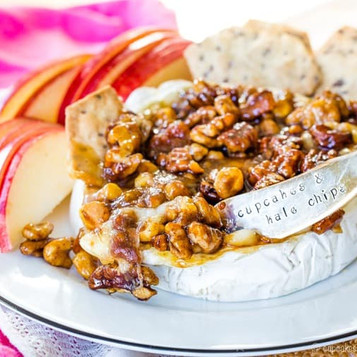 Balsamic and Rosemary Candied Walnuts