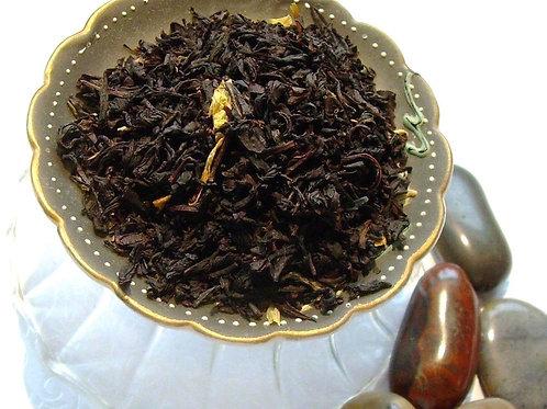 Midnight Blue Organic Black Loose Leaf Tea