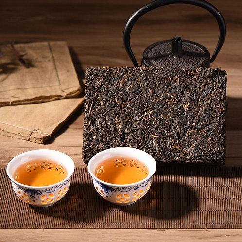 Scottish Caramel Pu-erh Organic