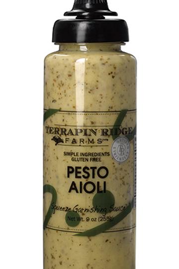Pesto Aioli Squeeze