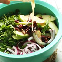 Branch &Vine's Apple Parsley Salad w/ Citrus Vinaigrette