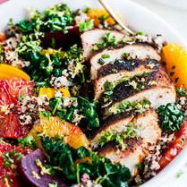 Gremolata Chicken Salad