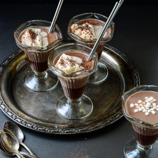 Fudgey Hot Chocolate