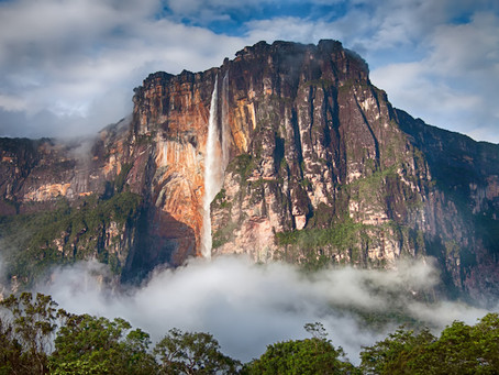 The Last Cliff