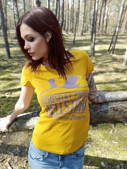 Dámske tričko Hellstork
