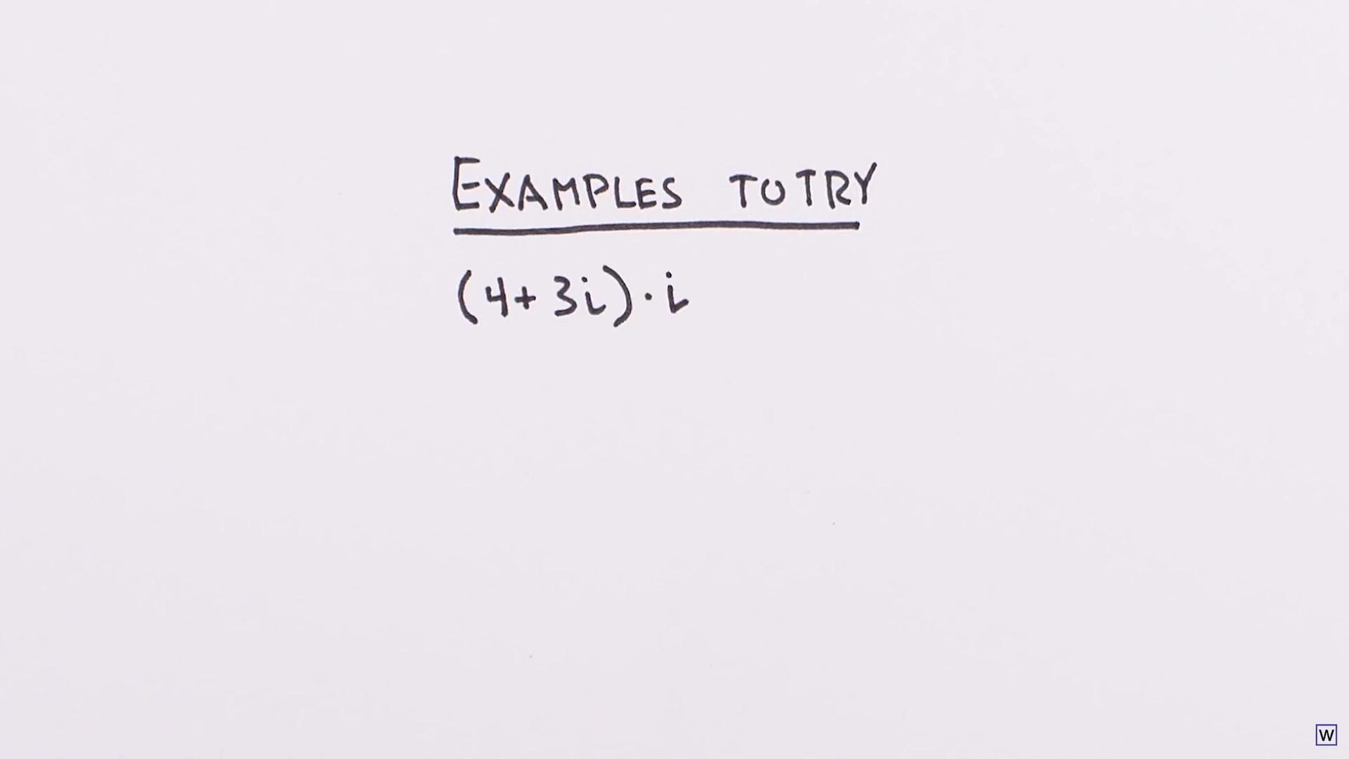 6of13 The Complex Plane