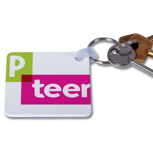CP Teens UK Keyring