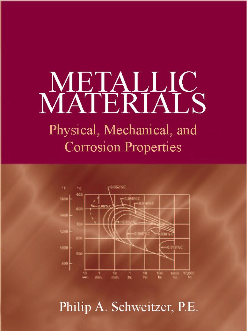 Metallic Materials-Corrosion