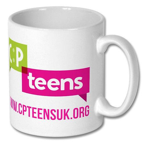 CP Teens UK Mug