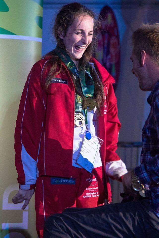 World games medal