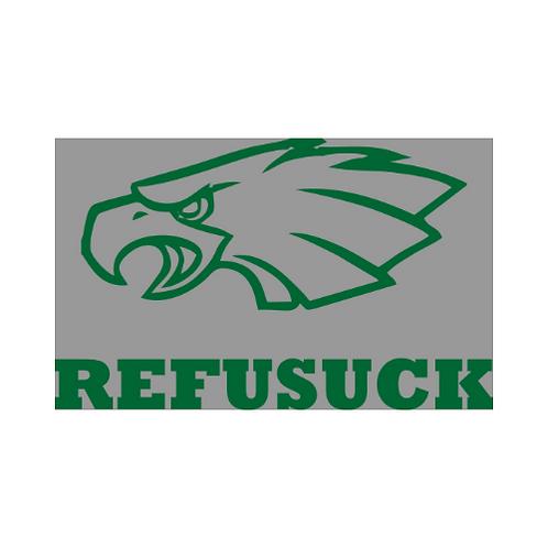REFUSUCK EAGLES T-SHIRT