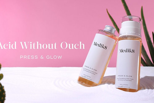 Medik8 Press and Glow©️ - daily exfoliating tonic