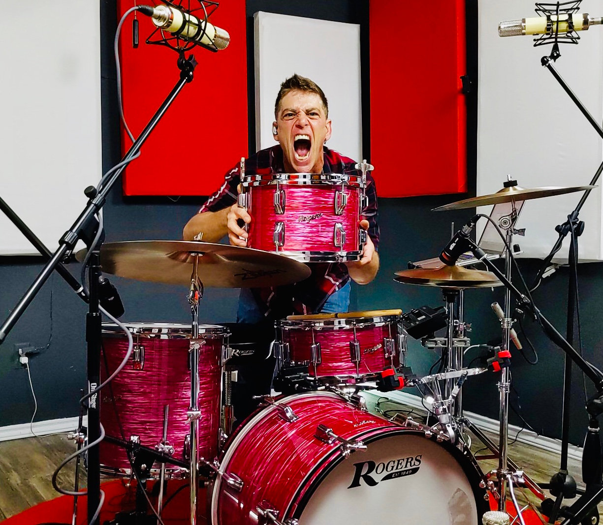 PRIVATE DRUM TUNING & TECH LESSONS