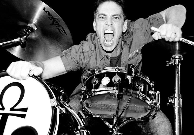 Kenny Sharretts - Drum Technician