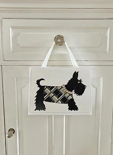 GGB120 - SWANKY SCOTTIE DOG