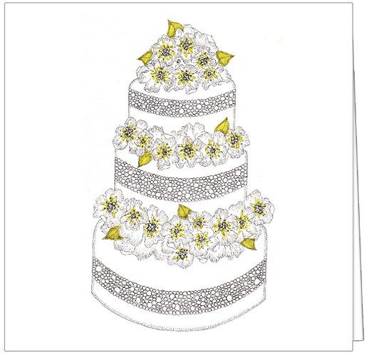 GGE14 - BEAUTIFUL CAKE