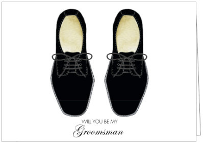 AO367 - WILL YOU BE MY GROOMSMAN