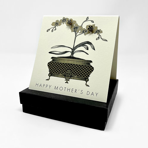 HAPPY MOTHER'S DAY ORCHID