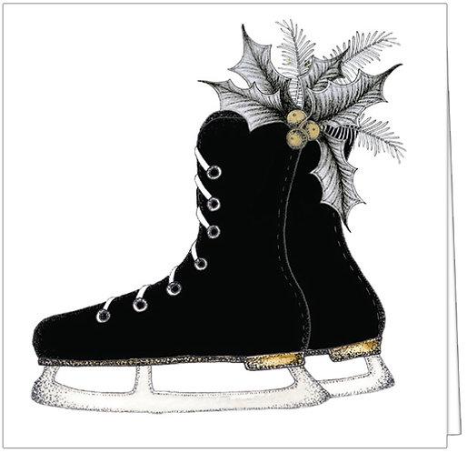 SWANKY HOLIDAY SKATE - BLACK