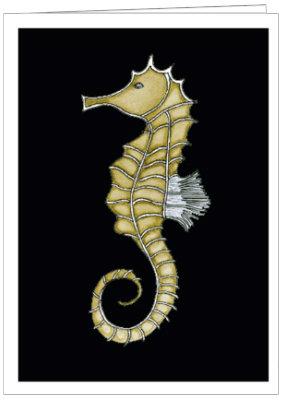 SWANKY SEAHORSE