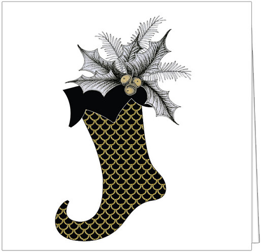 GGE133 - SWANKY SCALLOP STOCKING