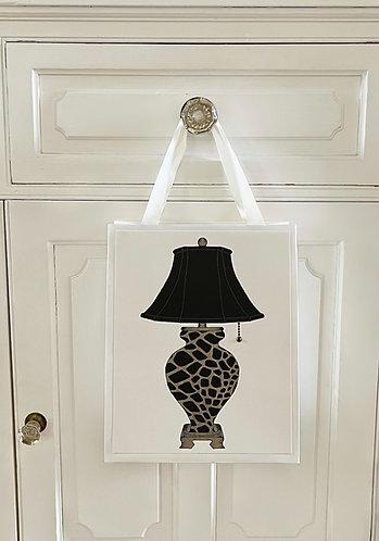 GGB113 - LEOPARD LAMP