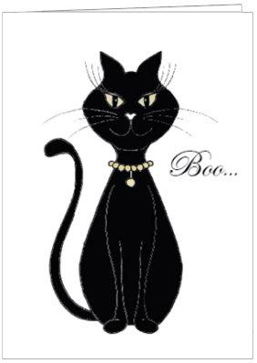 AO396 - BLACK CAT