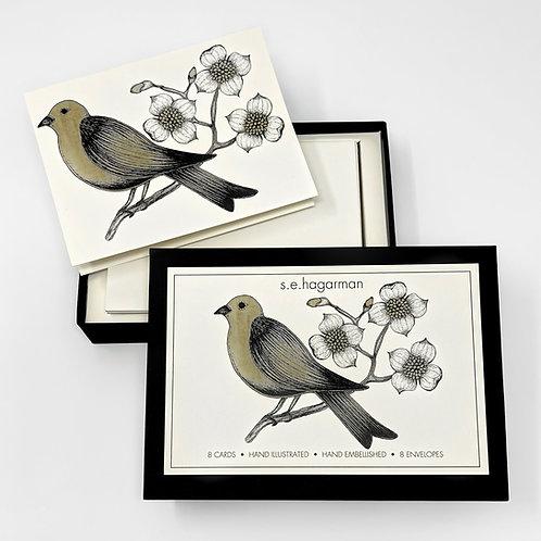 STYLE13 - BEAUTIFUL BIRD