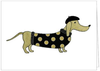 HAUTE DOG