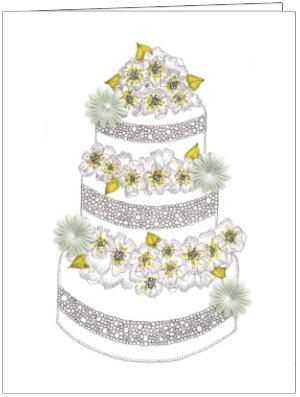 CCC7 - BEAUTIFUL CAKE
