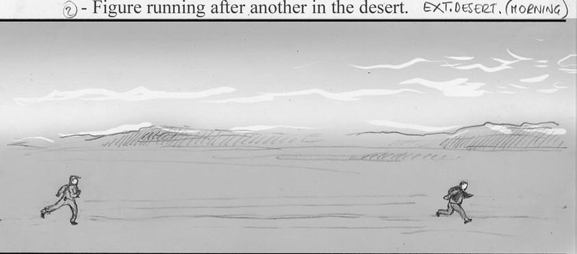 """""""The Runner"""""""