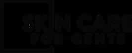 Skin Care for Gents logo black .png