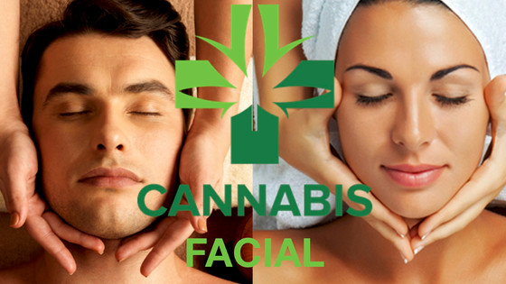 Cannabis Facial