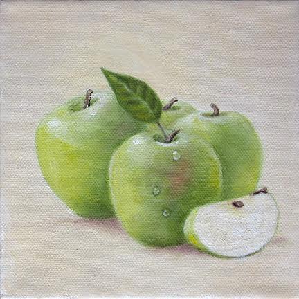 Green Apples & Cherries