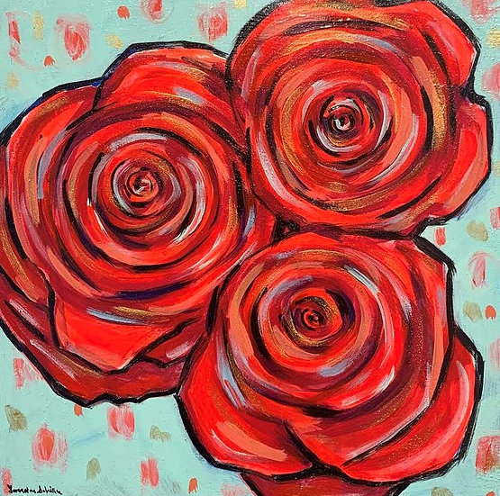 Red Rose Bliss