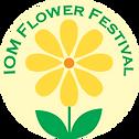 IOM Flower Festival Logo