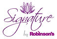 Signature by Robinsons Logo
