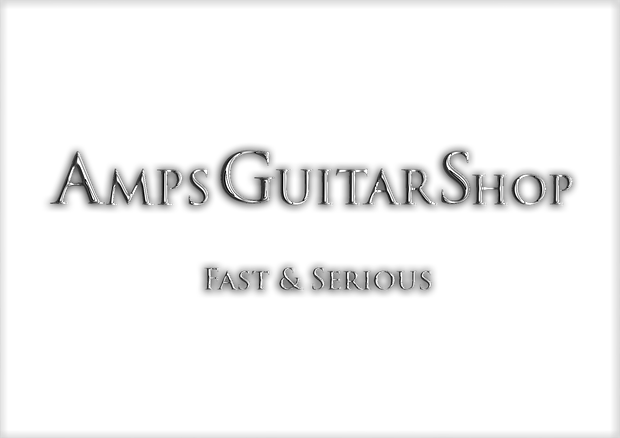 Amps Guitar Shop logo