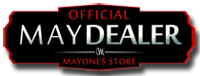 Mayones official dealer logo