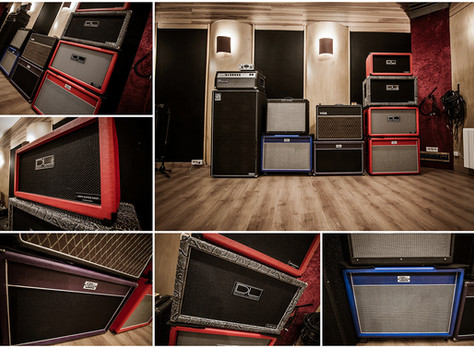 """Le Studio """"Le Hangar à sons"""" à Proville (Cambrai) partenaire d'AmpsGuitar Shop!!!"""