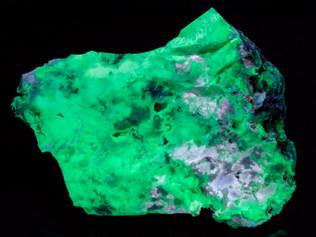 Chalcedony - Burro Creek Agate Occurrence, Arizona