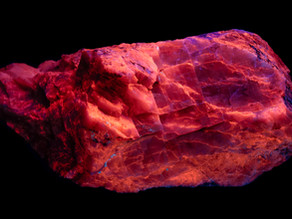 Calcite - Purple Passion Mine, Arizona