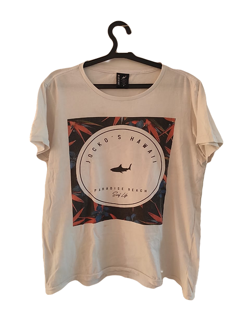 Camiseta Jockos Branco