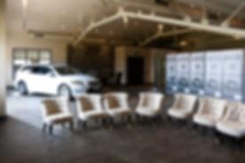 Lancement produit road show salle de réunion Grange aux Ormes