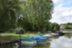 location place au port natation messine Metz