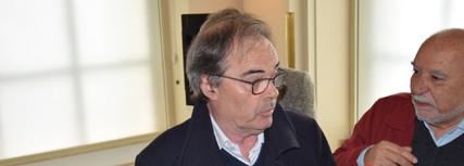 Yvon Le Men est récompensé pour l'ensemble de son œuvre et Tahar Ben Jelloun revient sur le talent de ce merveilleux troubadour. Ce Goncourt de la poésie Robert Sabatier, dont il est le lauréat,met en lumière les éditions de poésie contemporaine Bruno Doucey à qui l'Académie a souhaité rendre hommage.