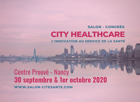 Salon CITY HEALTHCARE & Sopra Steria