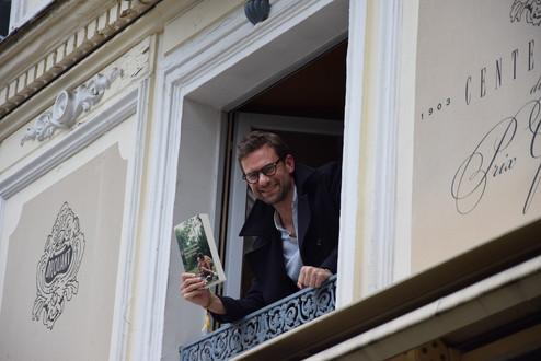 Mardi 7 mai, Proclamation des Goncourt de la Nouvelle, Goncourt du premier roman, Goncourt de la poésie Robert Sabatier 2019