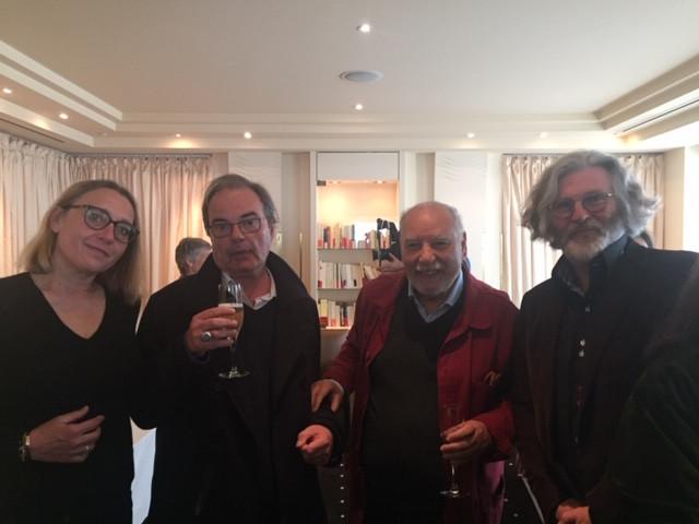 Dans le prolongement du Goncourt de la poésie, l'Académie Goncourt et la Maison de la poésie vous proposent de retrouver Yvon Le Men pour une rencontre-lecture lundi 20 mai à 19h à la Maison de la Poésie. Deux Académiciens l'intervieweront : Virginie Despentes et Tahar Ben Jelloun