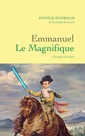 Livre Patrick Rambaud Emmanuel Le Magnif